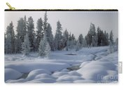 West Thumb Snow Pillows Carry-all Pouch