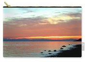 West Vancouver Sunset Carry-all Pouch