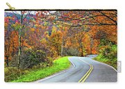 West Virginia Curves Carry-all Pouch