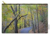 West Virginia Fall Scene Carry-all Pouch