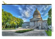 West Virginia State Capitol Building No. 2 Carry-all Pouch