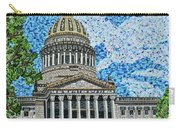 West Virginia State Capitol Carry-all Pouch