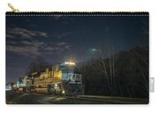 Westbound Norfolk Southern 375 At Georgetown In Carry-all Pouch