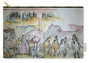 Western Art My Way.album  Carry-all Pouch