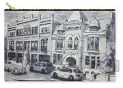 Western Avenue In Muskegon, Michigan Carry-all Pouch