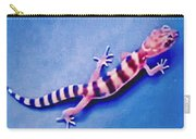 Western Banded Gecko Carry-all Pouch