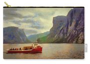 Western Brook Pond Carry-all Pouch