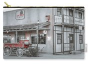 Western Carriage Stop Carry-all Pouch