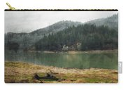 Western Cascades River Carry-all Pouch