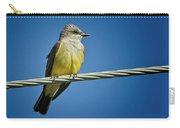 Western Kingbird Carry-all Pouch
