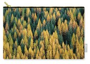 Western Larch Forest Carry-all Pouch