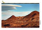 Western Mountain Scene Carry-all Pouch