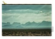 Western Mountains Carry-all Pouch