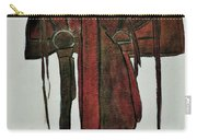 Western Saddle Carry-all Pouch