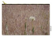 Western Salsify Seed Head Carry-all Pouch