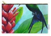 Western Streamertail Hummingbird Carry-all Pouch