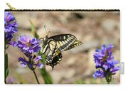 Western Tiger Swallowtail Carry-all Pouch