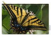 Western Tiger Swallowtail 2 Carry-all Pouch