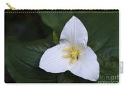 Wildflowers Western Trillium Oregon 1 Carry-all Pouch