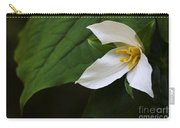 Wildflowers Western Trillium Oregon 2 Carry-all Pouch