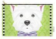 Westie Carry-all Pouch