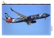 Westjet Disney Magic B-737-800 Carry-all Pouch