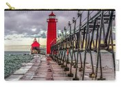 Wet At Grand Haven Carry-all Pouch