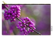 Wet Purple 2 Carry-all Pouch
