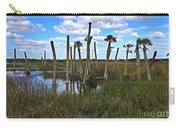 Wetland Palms Carry-all Pouch