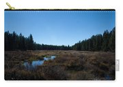 Wetlands In The Woods Carry-all Pouch