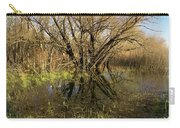 Wetlands Mirror Reflection Carry-all Pouch
