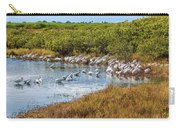 Wetlands Watering Hole Carry-all Pouch