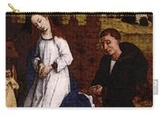 Weyden Bladelin Triptych     Carry-all Pouch