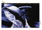 Whale Moon Carry-all Pouch