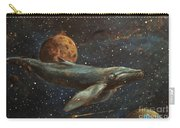 Whale Of The Universe Carry-all Pouch