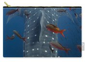 Whale Shark Galapagos Islands Carry-all Pouch