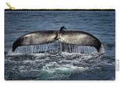Whale Tail Carry-all Pouch
