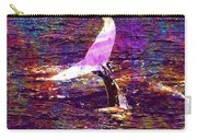 Whale Tail Ocean Animal Sea Water  Carry-all Pouch