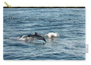 Whale Watching And Dolphins 1 Carry-all Pouch