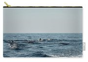 Whale Watching And Dolphins 2 Carry-all Pouch