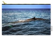 Whale Watching Balenottera Comune 4 Carry-all Pouch