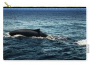 Whale Watching Balenottera Comune 6 Carry-all Pouch