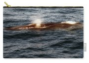 Whale Watching Balenottera Comune 7 Carry-all Pouch