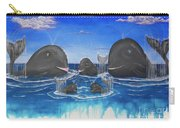 Whales Tail Waterfall Carry-all Pouch