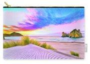 Wharariki Beach Carry-all Pouch