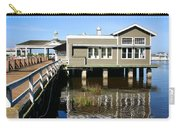 Wharf At Jekyll Island Carry-all Pouch