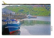 Wharf Near Angelmo Fish Market In Puerto Montt-chile  Carry-all Pouch