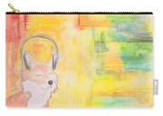 What Does The Fox Hear? Carry-all Pouch