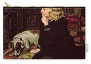 What Shall I Read Carry-all Pouch by Florence Marlowe