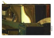 What We Saw In The Shed Carry-all Pouch